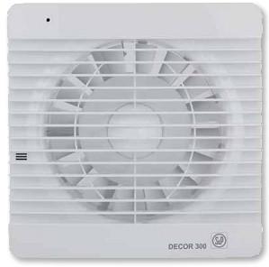 DECOR-300 H *230V 50*  Бытовой осевой вентилятор