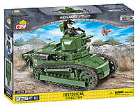Конструктор Танк Рено ФТ-17 COBI серия Great war (COBI-2973), фото 1
