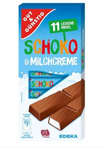 Шоколад Edeka молочный 200 g