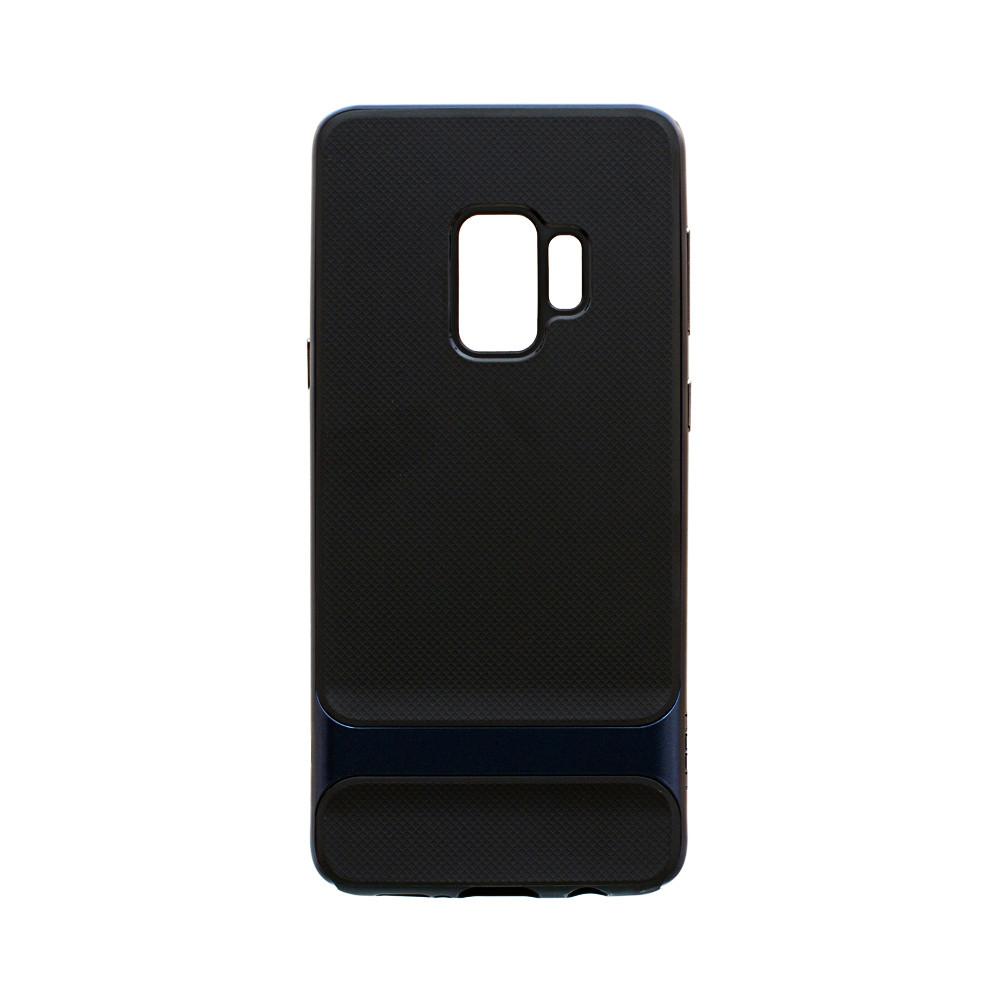 Панель Rock Royce Original для Samsung S9 Black Blue (20242)