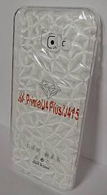 Силикон для Samsung J4 Plus (SM-J415) White Diamond
