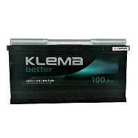 Klema (WESTA) 100 Ah (правый +)