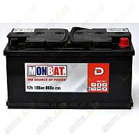 MONBAT D 6СТ-100 Аз (правый +) (EN 850A) пл.