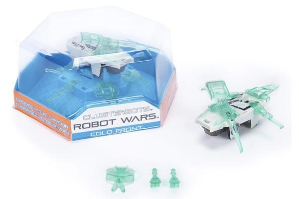 Микро-робот HEXBUG Космический легионер - Колд Фронт