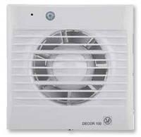 DECOR-100 CD *230V 50*  Бытовой осевой вентилятор