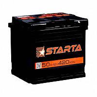 STARTA 50 Аh/12V (левый +)