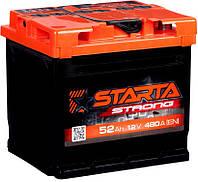 STARTA Strong 52 Аh/12V (правый +)