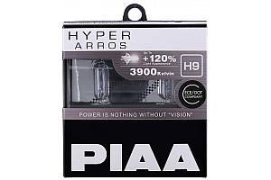 Автолампы PIAA Hyper Arros H9 +120%, комплект: 2шт. (HE-905)