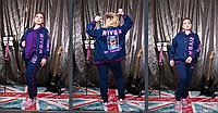 Джинсовый костюм большого размера, с 48 по 98 размер, фото 1