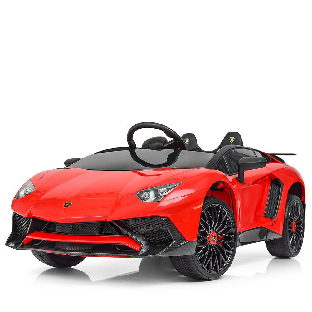 Электромобиль Bambi Lamborghini M 3903EBLR-3 Red (M 3903EBLR)