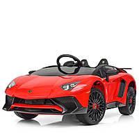 Электромобиль Bambi Lamborghini M 3903EBLR-3 Red (M 3903EBLR), фото 1