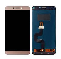 LCD екран + Touchscreen(Модуль) Leeco Le Pro 3 X725 Розове золото.