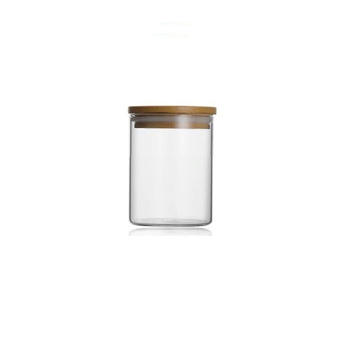 Банка для сыпучих продуктов Stenson 0.45 л (R86341)