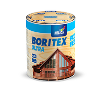 Лазурь для дерева BORITEX ULTRA Каштан 0,75 л