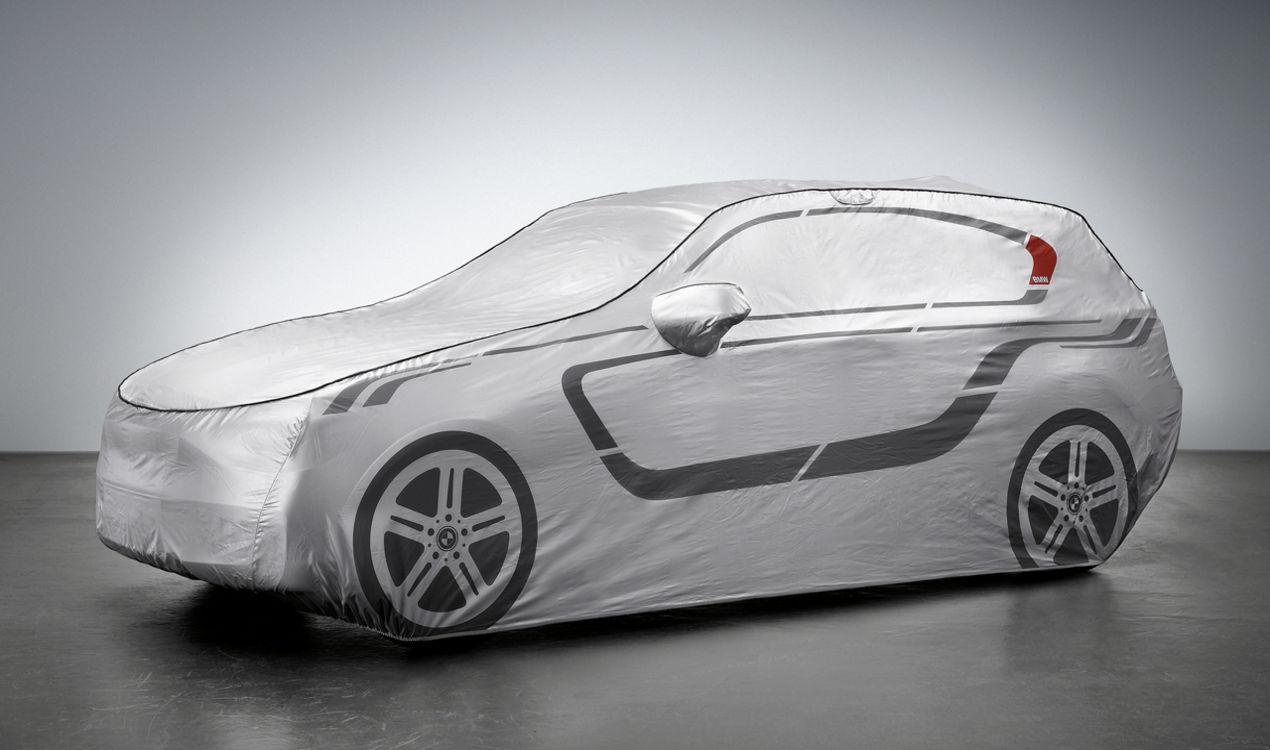 Оригільний автомобільний чохол Design View BMW F23 / F22 / F87 2 серія, артикул 82152350053