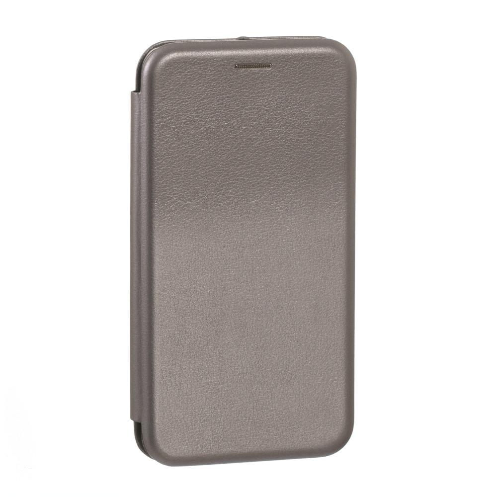 Чехол-книжка ZBS Оригинал Эко Кожа для Xiaomi Redmi Note 4X Gray (18999)