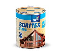 Лазурь для дерева BORITEX ULTRA Горіх 2,5 л