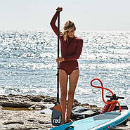 Как выбрать SUP весло? Анатомия и использование весла для SUP.