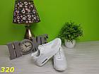 Кроссовки аирмакс белые, фото 6