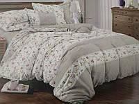 Двухспальный комплект постельного с евро простыней ( Д-233)