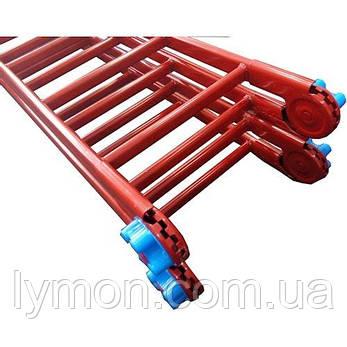 Лестница шарнирная «Трансформер» 4х4, фото 2