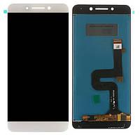 LCD екран + Touchscreen(Модуль) Leeco Le Pro 3 X725 Білий.