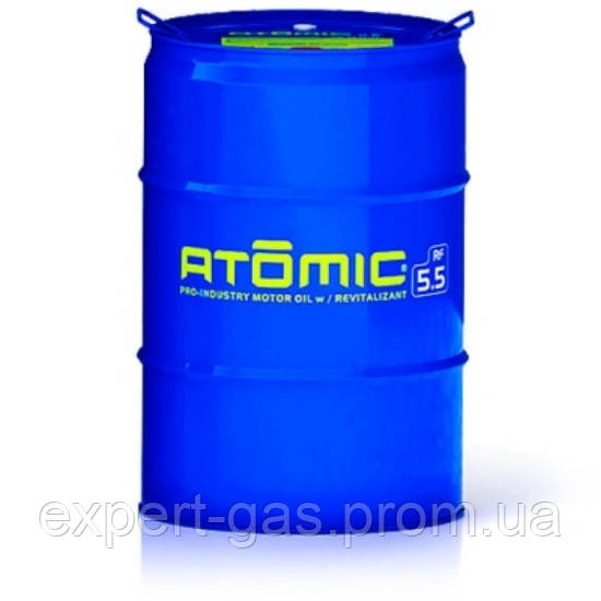 Масло моторное полусинтетическое XADO Atomic Pro-industry motor oil 10W-40 SL/CI-4