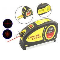 Лазерный уровень LevelPro3 Laser LV-05 с рулеткой 5,5 м ( Art №9636 )