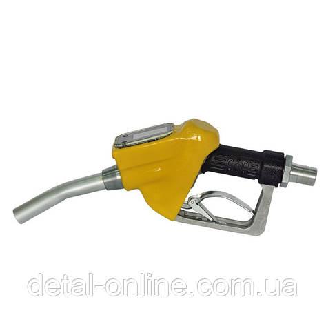 Топливозаправочный пистолет-AC-15A со счетчиком 70 л/мин, фото 2