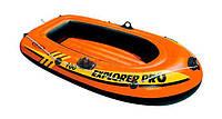 Одноместная надувная лодка Explorer Pro 100 (58355), фото 1