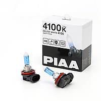 Автолампы PIAA Selest White H8 ☀ 4100K  комплект 2шт
