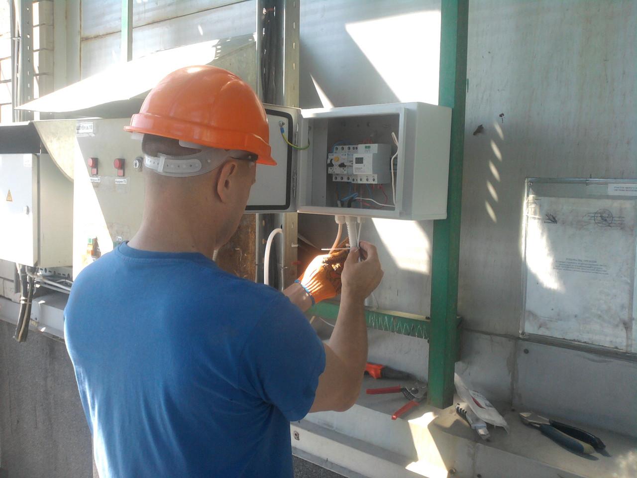 Монтаж автономного электрического отопления