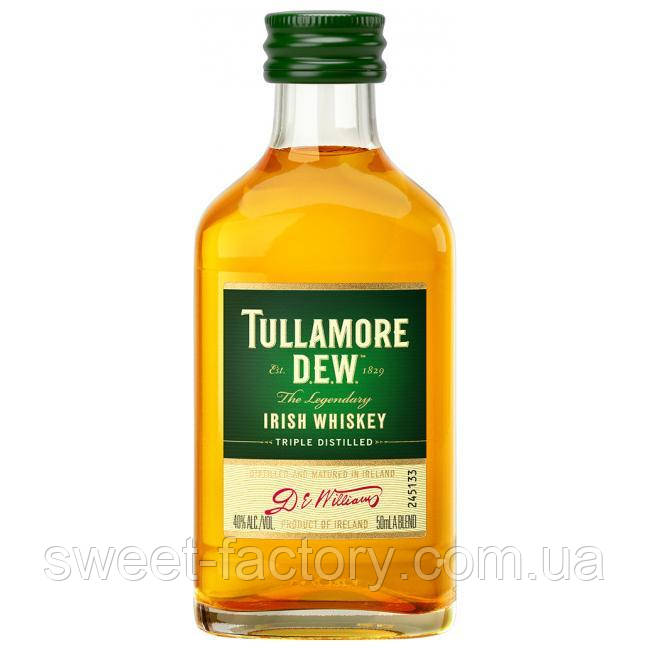 Виски Бленд Tullamore Dew 50 ml