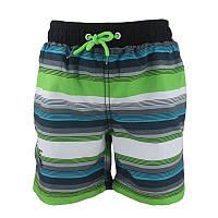Шорты пляжные для мальчика в полоску опт, фото 1
