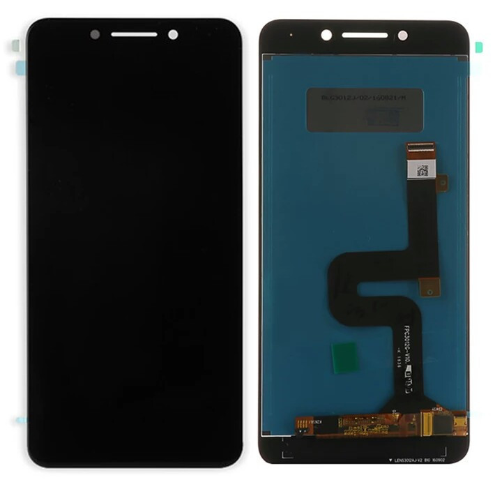 LCD екран + Touchscreen(Модуль) Leeco Le Pro 3 X727 Чорний.