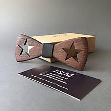 Галстук-бабочка I&M Craft из дерева (440200)