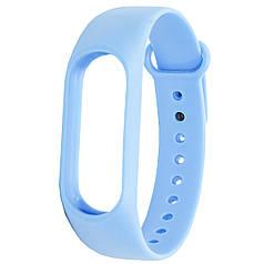 ✖Ремешок Uwatch M3/ M3 Plus Blue сменный для фитнес часов xiaomi