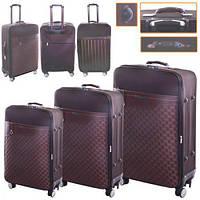 Набор чемоданов STN R16357 Brown (R16357)