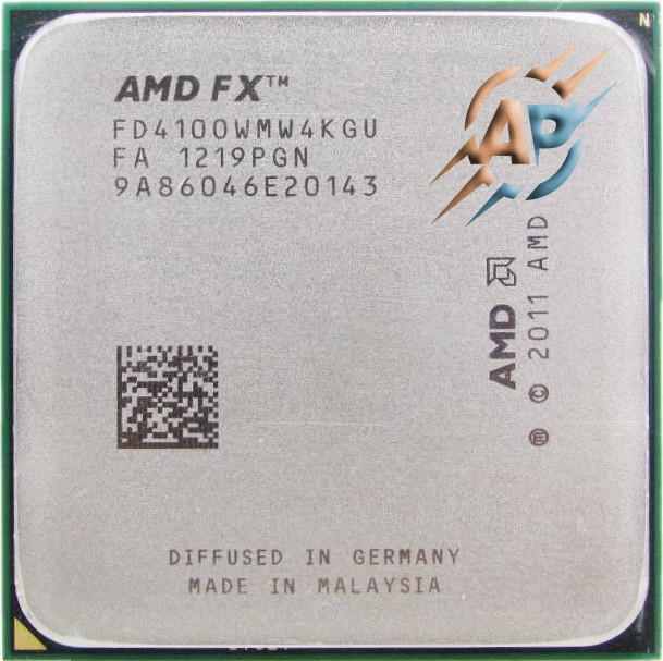 Процессор AMD FX-4100 (FD4100WMW4KGU) 95w