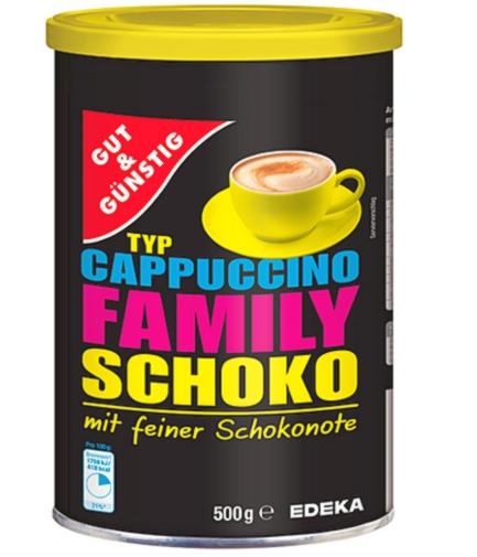 Каппучино Edeka 500 g