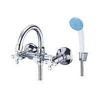 Смеситель SOLONE ванная короткий  JIK3-A101