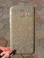 Чехол Samsung J4 2018 Gold Sand Dream