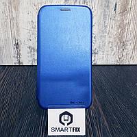 Чехол книжка для Samsung J2 Core (J260) Синий
