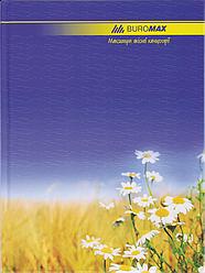 Книга канцелярська, А4, 96 аркушів, лінія !!