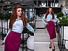 """Классическая женская рубашка """"Calliope"""" с длинным рукавом (11 цветов), фото 4"""