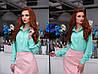 """Классическая женская рубашка """"Calliope"""" с длинным рукавом (11 цветов), фото 5"""