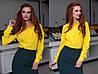 """Классическая женская рубашка """"Calliope"""" с длинным рукавом (11 цветов), фото 6"""