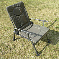 Рыболовное карповое  кресло Elektrostatyk F5R (Польша)