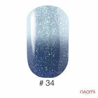 Гель-лак Naomi Thermo Collection 34, 6 мл