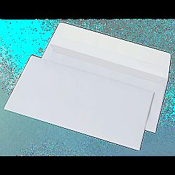 Конверт DL (110х220мм) білий